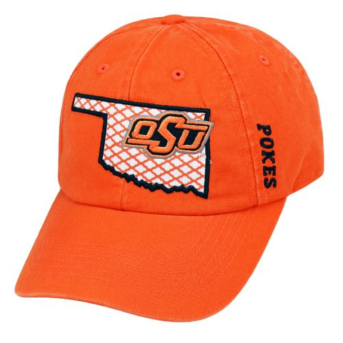Top of the World Women's Oklahoma State University Quadra Cap