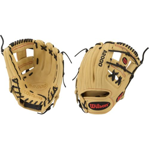 "Wilson Men's A2000 1786 11.5"" Infield Baseball Glove"