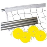 Franklin Expert Outdoor Volleyball Post and Net System - view number 1