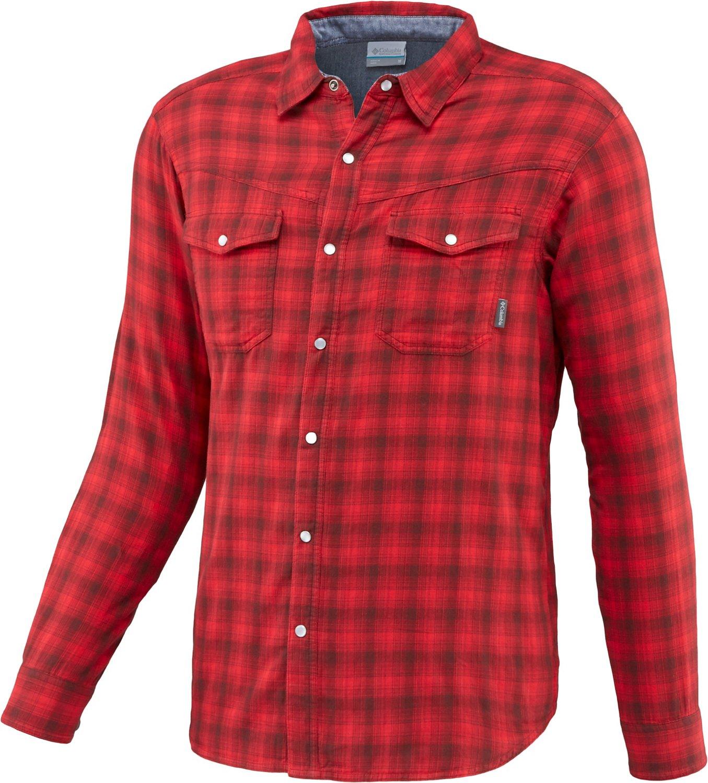 Columbia Sportswear Men's Leadville Ridge™ Double Cloth Long Sleeve Shirt