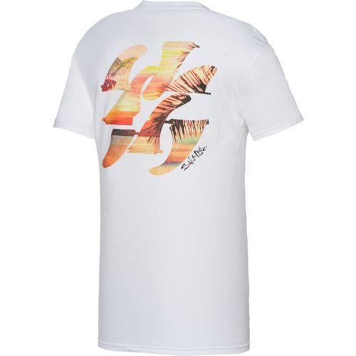 Salt Life™ Men's Sunset Finz Short Sleeve T-shirt