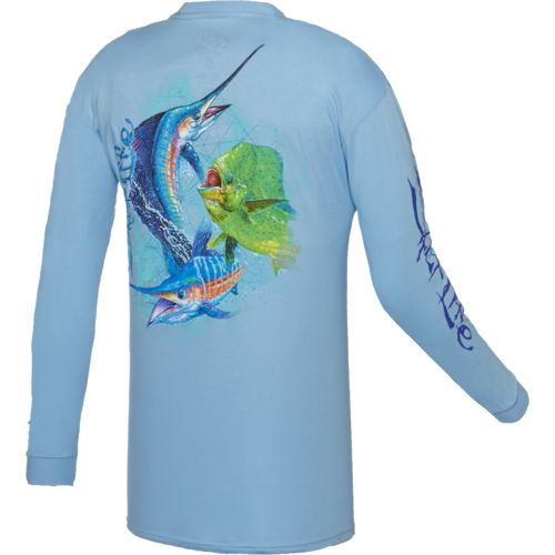 Salt Life™ Men's Ocean Slam Long Sleeve T-shirt