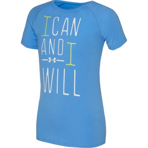 Under Armour® Girls' I Can and I Will