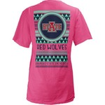 Three Squared Women's Arkansas State University Cheyenne T-shirt