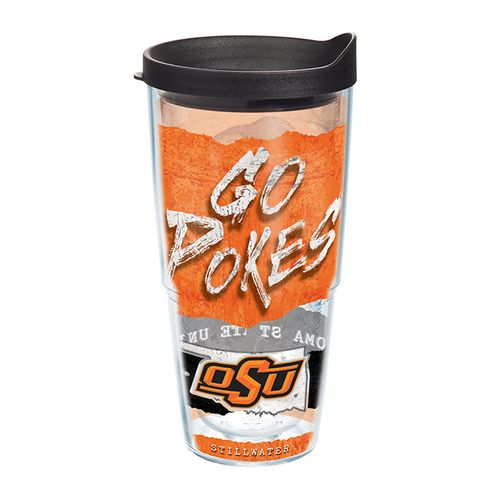 Tervis Oklahoma State University 24 oz. Statement Tumbler