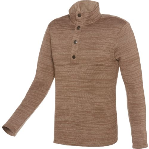 Magellan Outdoors™ Men's Hunter Creek Fleece Snap Popover