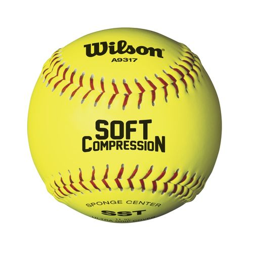 "Wilson™ 11"" Soft Compression Softball"