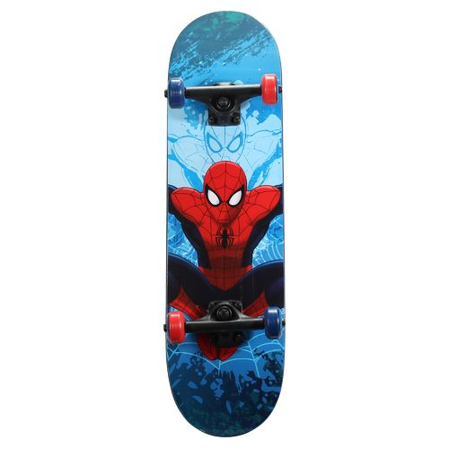 "Bravo Sports 28"" Ultimate Spider-Man Spidey Tastic Skateboard"