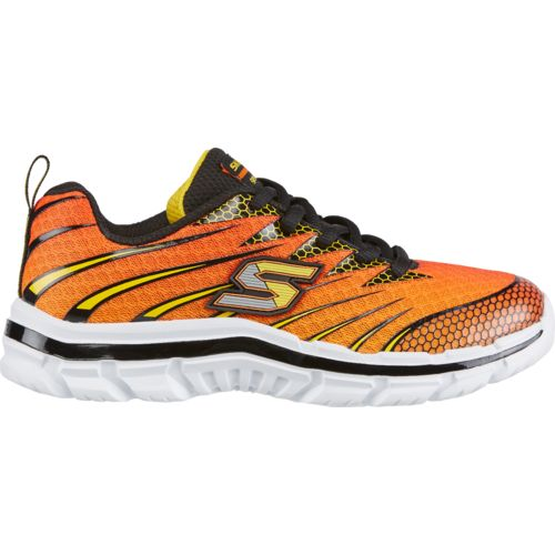 Display product reviews for SKECHERS Boys' Nitrate Shoes