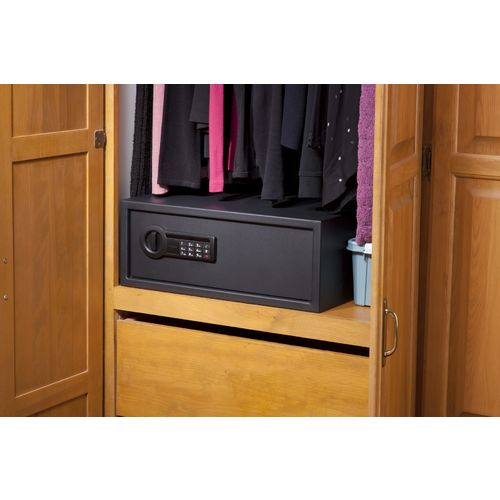 Stack-On Extra-Wide Electronic Lock Safe