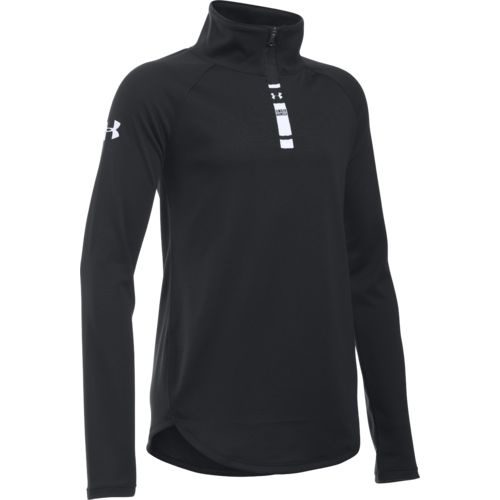 Under Armour Girls' Tech 1/4 Zip Pullover