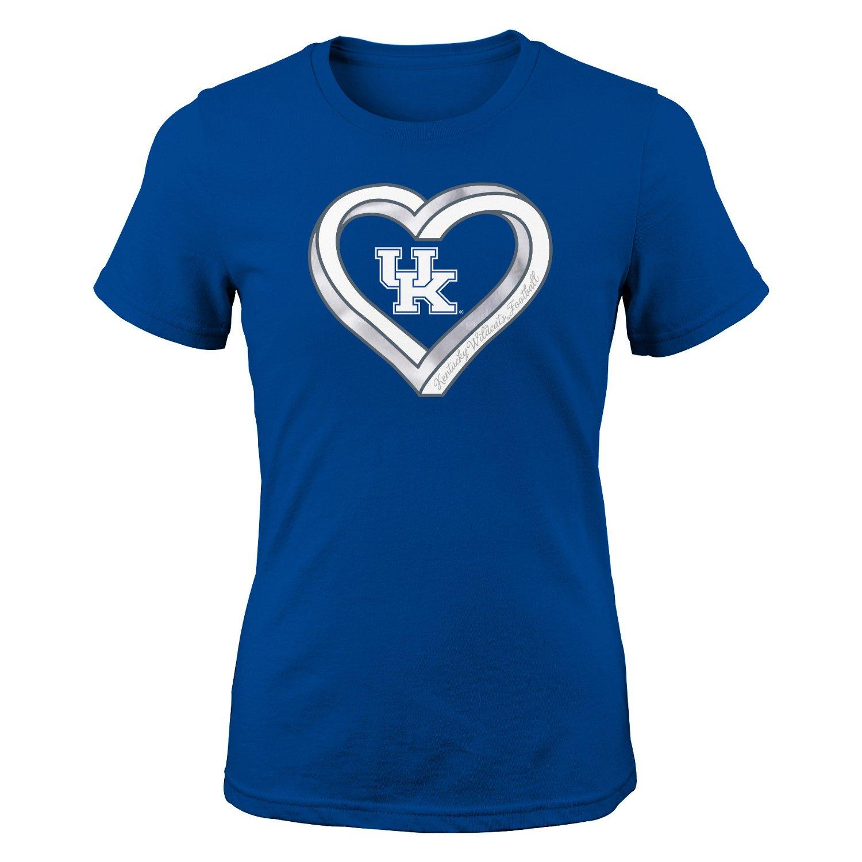 NCAA Girls' University of Kentucky Infinite Heart T-shirt