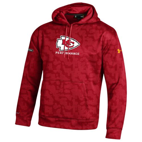Under Armour™ Men's Kansas City Chiefs Armour® Fleece