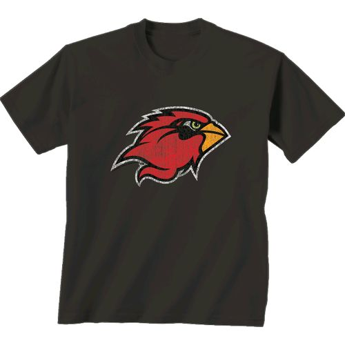 New World Graphics Men's Lamar University Alt Graphic T-shirt