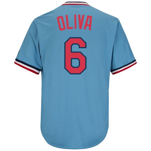 Majestic Men's Minnesota Twins Tony Oliva #6 Cool Base Cooperstown Jersey
