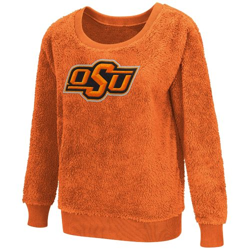 G-III for Her Women's Oklahoma State University Sherpa Guide Pullover