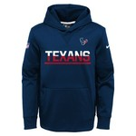 Nike™ Boys' Houston Texans Circuit Pullover Hoodie - view number 1