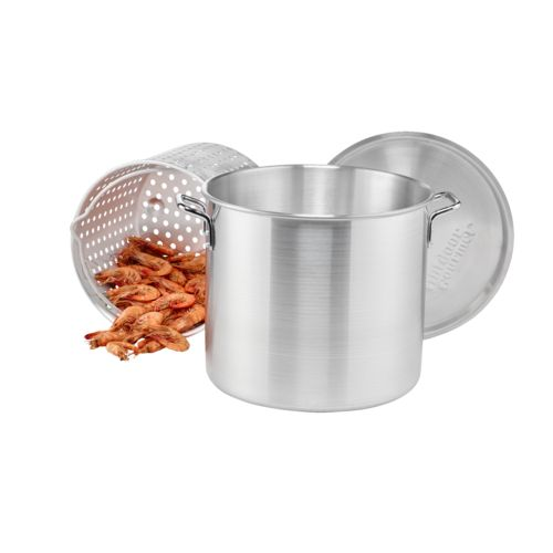 Outdoor Gourmet 42 qt. Aluminum Pot with Strainer - view number 3