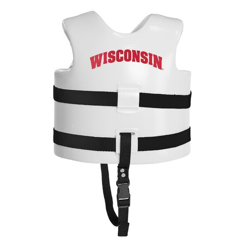 TRC Recreation Kids' University of Wisconsin Super Soft™ Life Vest - view number 3