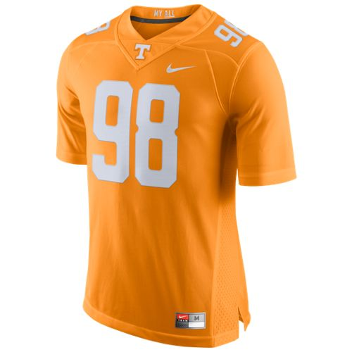 Display product reviews for Nike Men's University of Tennessee Home Game Jersey