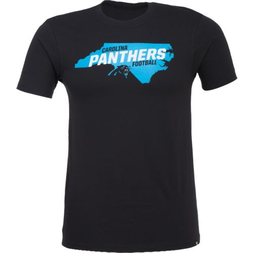 '47 Carolina Panthers State Outline Splitter T-shirt