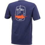 Guy Harvey Men's Barrel Logo T-shirt - view number 2