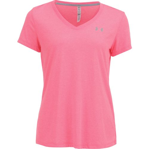 Under Armour Women's Threadborne Train Twist V-neck T-shirt