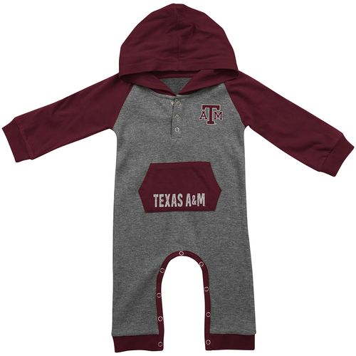 Colosseum Athletics™ Infants' Texas A&M University Robin Hood Onesie II