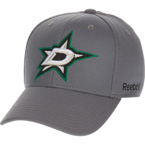 Reebok Men's Dallas Stars Structured Flex Cap