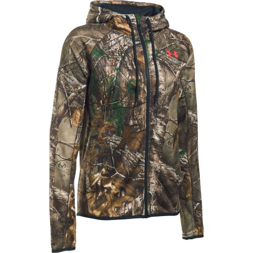Under Armour™ Women's Icon Camo Full Zip Hoodie