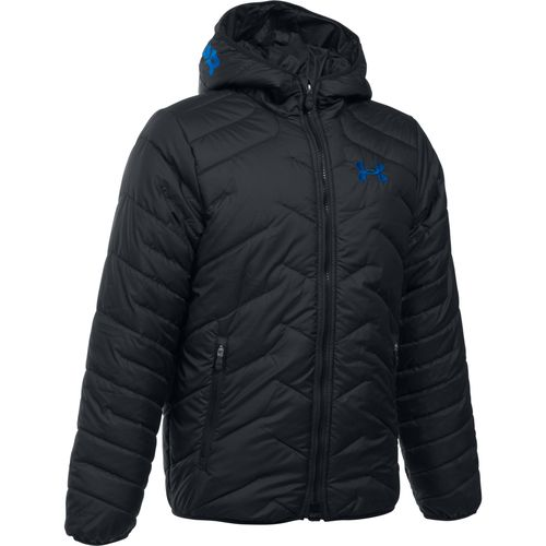 Under Armour™ Boys' ColdGear® Reactor Hooded Jacket