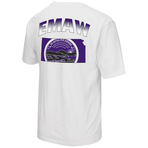 Colosseum Athletics™ Men's Kansas State University Golden Boy T-shirt