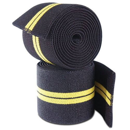CAP Barbell Elastic Knee Wraps
