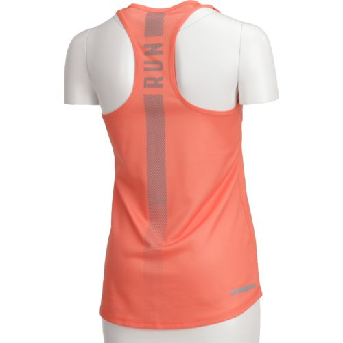 BCG Women's Reflective Racerback Running Tank Top - view number 2