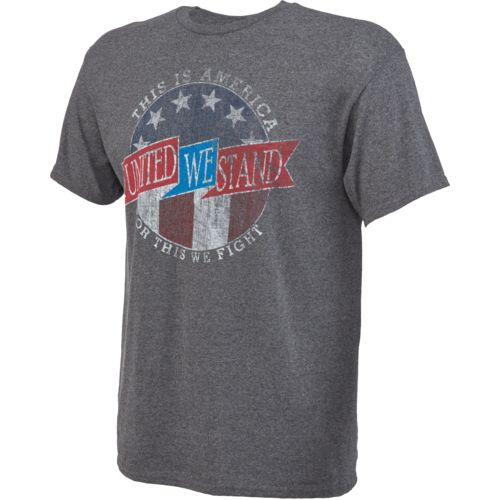Academy Sports + Outdoors Men's For This We Fight T-shirt - view number 1