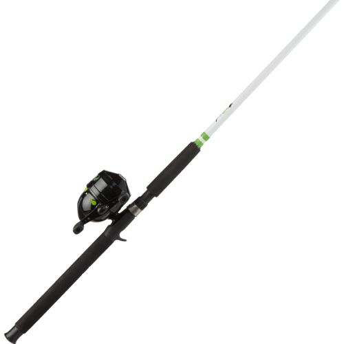 Pro Cat 15 6 ft 6 in MH 2-Piece Spincast Rod and Reel Combo