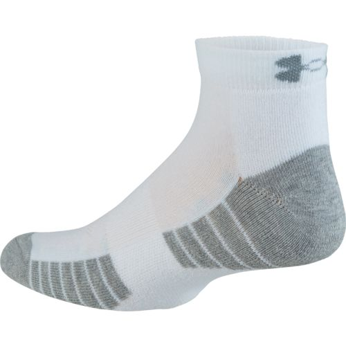 Display product reviews for Under Armour HeatGear Tech Low-Cut Socks 3 Pack