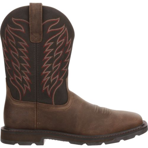 Ariat Men's Western Wellington Work Boots