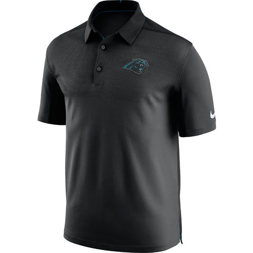 Nike™ Men's Carolina Panthers Dry Elite Polo Shirt