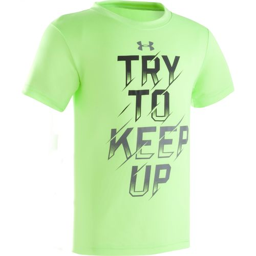 Under Armour Boys' Try to Keep Up T-shirt