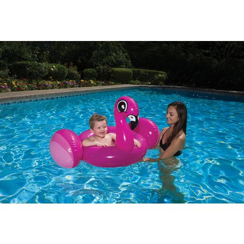 Poolmaster Flamingo Baby Rider - view number 3