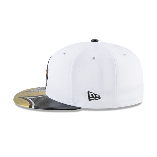 New Era Men's New Orleans Saints 59FIFTY NFL17 Official On Stage Cap - view number 5