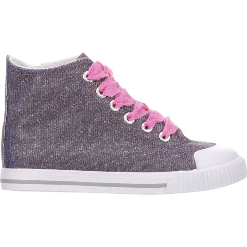 Austin Trading Co. Girls' Cora Mid-Top Casual Shoes
