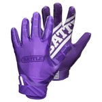 Battle Youth Doublethreat Receiver Football Gloves - view number 1