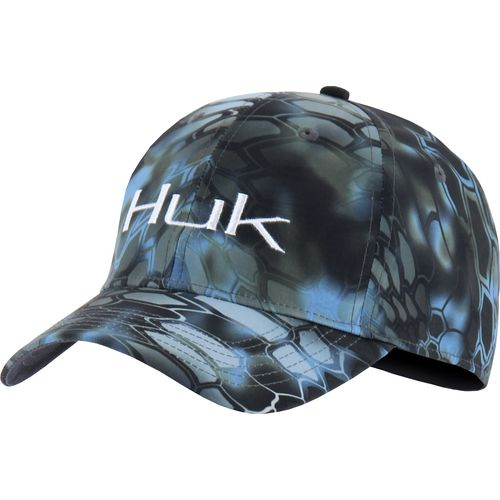 Huk Men's Kryptek Camo Stretch Cap