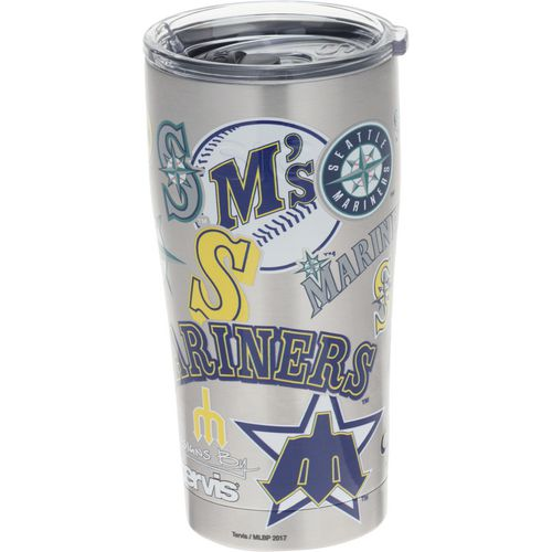 Tervis Seattle Mariners All Over 20 oz Tumbler