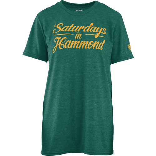 Three Squared Juniors' Southeastern Louisiana University Saturday T-shirt