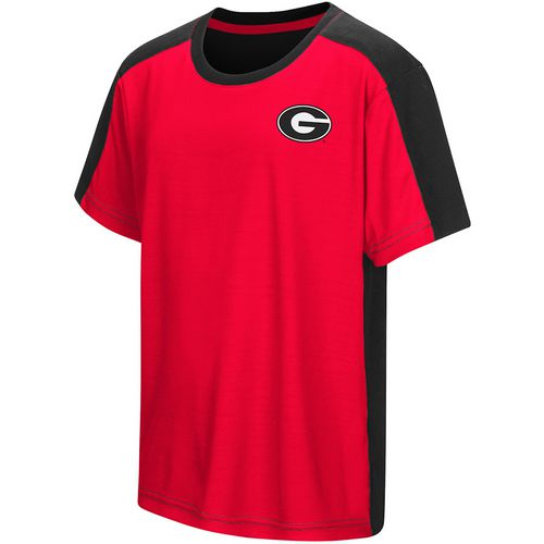 Colosseum Athletics Boys' University of Georgia Short Sleeve T-shirt