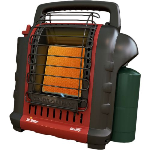 Display product reviews for Mr. Heater Portable Buddy Propane Heater