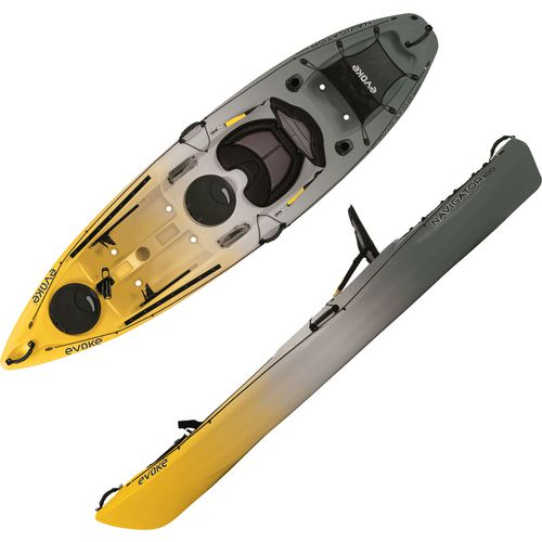 Evoke Navigator 100 10 ft Fishing Kayak - view number 1
